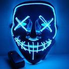 """Неоновая маска на Хэллоуин """"Судная ночь"""""""